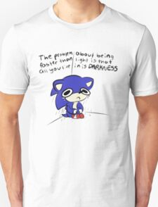 Spiciest Sonic Meme Unisex T-Shirt