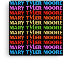 The Mary Tyler Moore Show Canvas Print