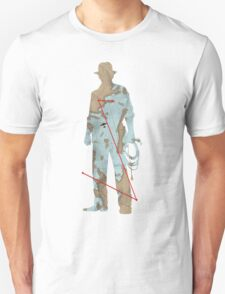 The Map To Nurhaci Unisex T-Shirt