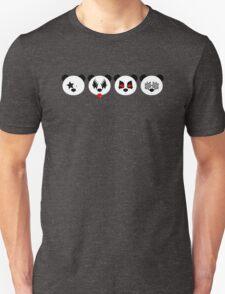 Kiss Panda Unisex T-Shirt