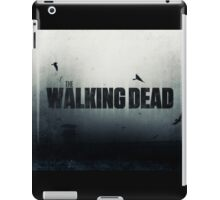 walking dead iPad Case/Skin