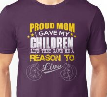 Proud Mom Unisex T-Shirt