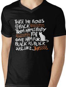 Binx Spell Mens V-Neck T-Shirt