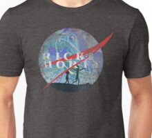 Rick & Morty (distressed) Unisex T-Shirt
