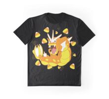 Candy Gyarados Graphic T-Shirt