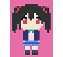 Pixel Nico Photographic Print