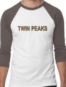 Twin Peaks Men's Baseball ¾ T-Shirt