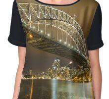 Sydney 5 September 2016 Chiffon Top