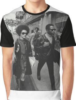 Black Panthers 2 Graphic T-Shirt