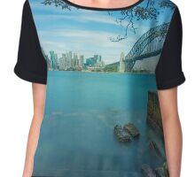 Sydney 6 September 2016 Chiffon Top