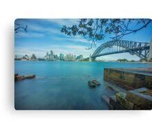 Sydney 6 September 2016 Canvas Print