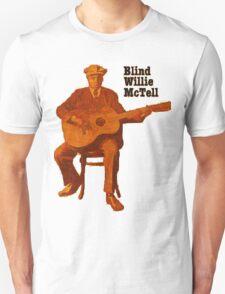 Blind Willie McTell - Blues Guitar Legend Unisex T-Shirt