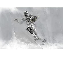 Lebron James Print Photographic Print