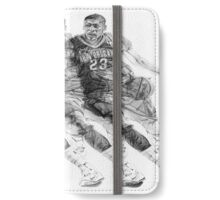 Anthony Davis - New Orleans Pelicans iPhone Wallet/Case/Skin
