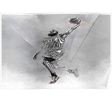 James Harden Sketch Poster
