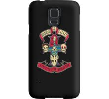 Appetite for Protection Samsung Galaxy Case/Skin