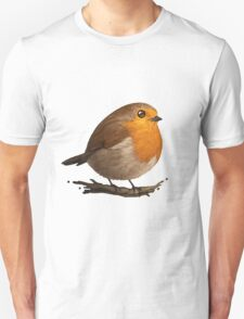 Cute Bird Unisex T-Shirt