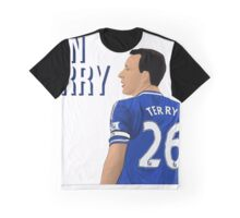 TERRY CHELSEA Graphic T-Shirt
