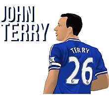 TERRY CHELSEA Photographic Print