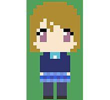 Pixel Hanako Photographic Print