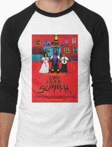Red Hook Summer Movie Poster Men's Baseball ¾ T-Shirt