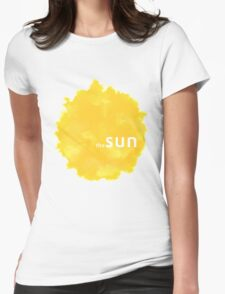 The Sun rca Womens Fitted T-Shirt