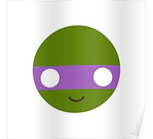 Donatello - Circley! Poster