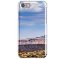 Changing Landscape In The Great Basin iPhone Case/Skin