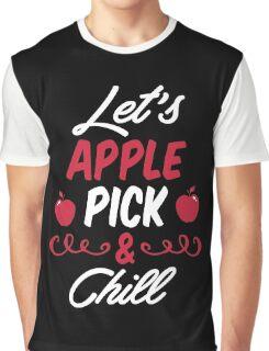 Apple Pick & Chill Graphic T-Shirt