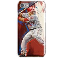 Mike Trout - Los Angeles Angels iPhone Case/Skin