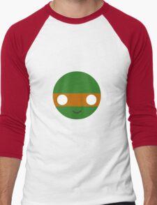 Michelangelo - Circley! Men's Baseball ¾ T-Shirt