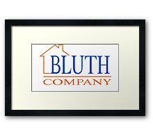 Bluth Company - Arrested Development Framed Print