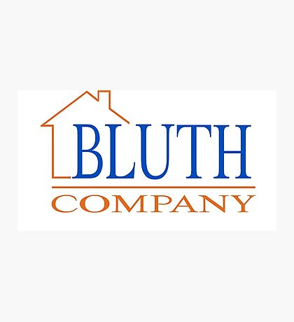 Bluth Company - Arrested Development Photographic Print