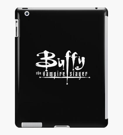 Buffy the Vampire Slayer iPad Case/Skin