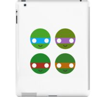 TMNT - Circley! iPad Case/Skin