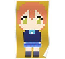 Pixel Rin Poster