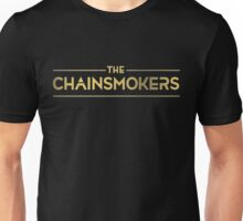 The Chainsmoker Simple Gold Unisex T-Shirt