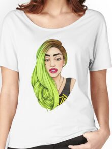 lady gaga Women's Relaxed Fit T-Shirt