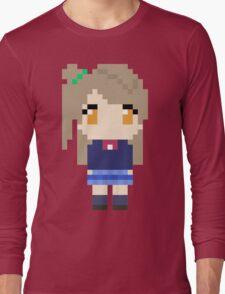 Pixel Kotori Long Sleeve T-Shirt