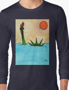 Liberty Submerged Long Sleeve T-Shirt