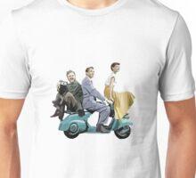 Audrey Hepburn: Roman Holiday Unisex T-Shirt
