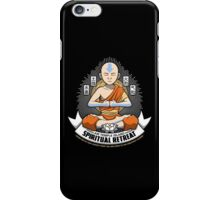 Spiritual Retreat iPhone Case/Skin