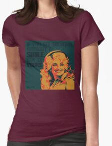 Dolly Womens Fitted T-Shirt