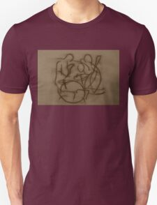 The Jazz Trio Unisex T-Shirt