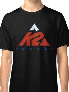 K2 s.k.i.s skis sky Classic T-Shirt