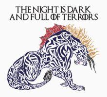 Behemoth - The Night is Dark by Hilly14HD