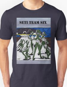 Seti Team Six Unisex T-Shirt