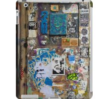 Centre Place Sticker Wall iPad Case/Skin