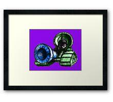 Juggernaut Framed Print