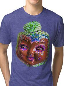 Hey Dollface Tri-blend T-Shirt